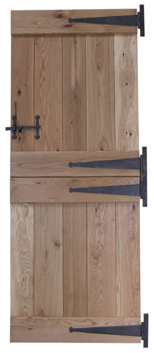 Cottage Oak Oak Doors Hand Made Oak Planked Doors And
