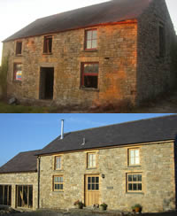 Stable Cottage renovation